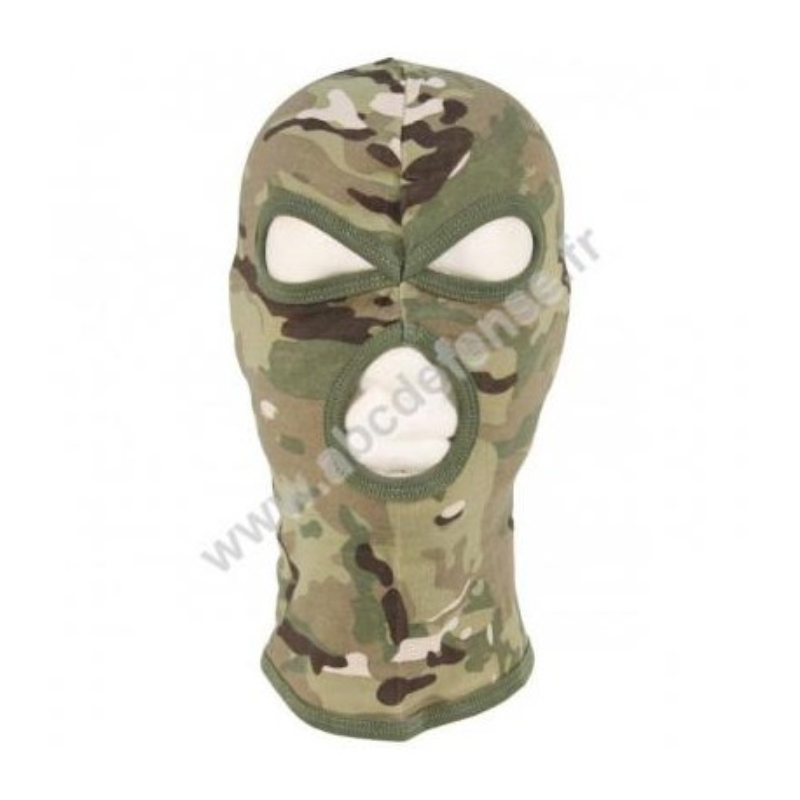 cagoule 3 trous camouflage tcheque