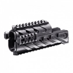 Garde mains VZ58 4 rails Picatinny