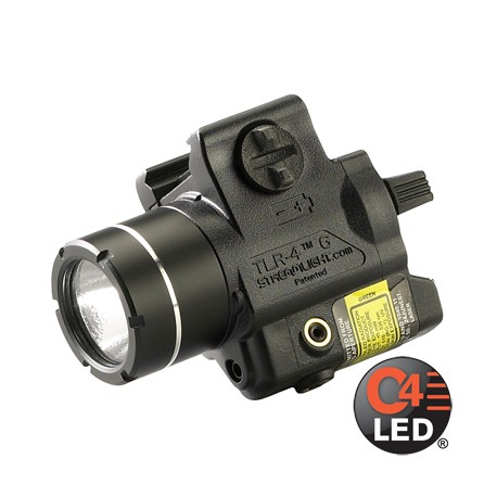 Lampe tactique TLR-4 G Streamlight