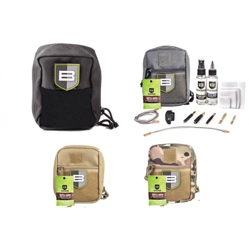 KIT NETTOYAGE MILITAIRE BREAKTHROUGH®