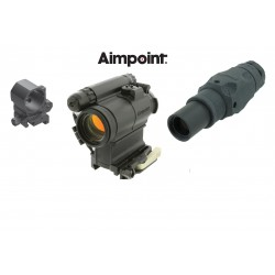 Kit complet Aimpoint® comp M5 + magnifier x6