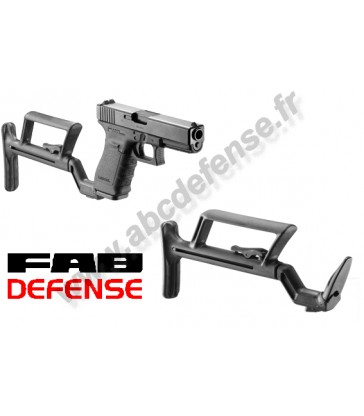 Crosse Fab Defense GLR 440