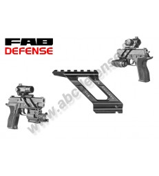 Support universel USM Fab Defense pour arme de poing