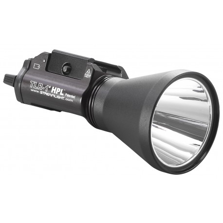LAMPE STREAMLIGHT TLR-1 HPL - NOIRE