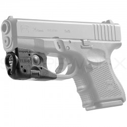 lampe laser streamlight tlr6 glock 26 27 33